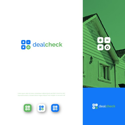 Deal design with the title 'Deal Check'