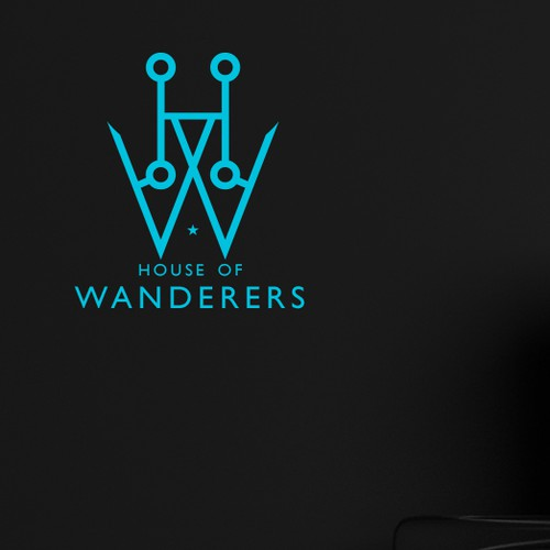 Fragrance logo with the title 'House of Wanderers logo'
