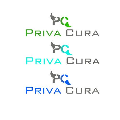 Portfolio logo with the title 'Logo'