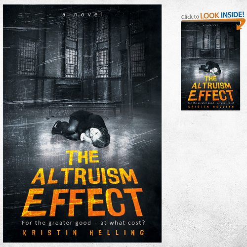 Dark design with the title 'The Altruism Effect'