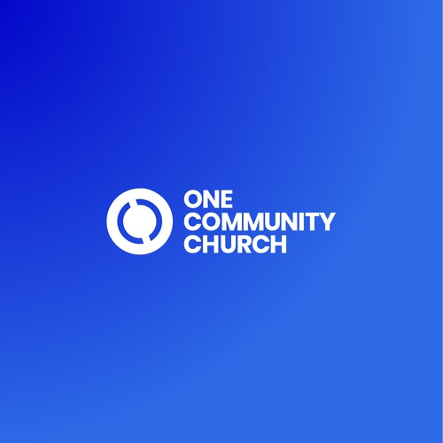 Gospel design with the title 'Church Logo Proposal'