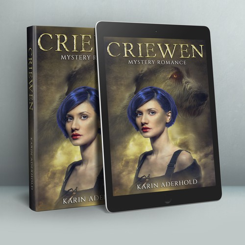 Fog design with the title 'Criewen'