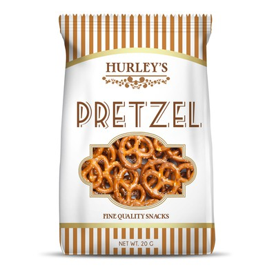Pretzel Pack packaging design
