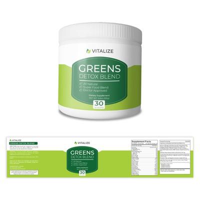 Green Detox blend