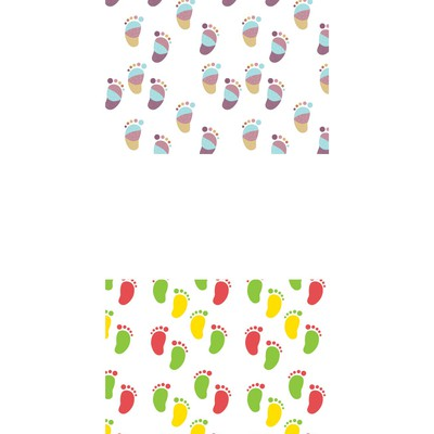 Pattern concept for baby clothing