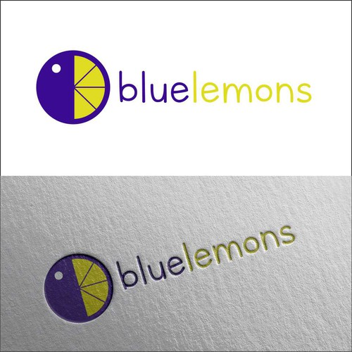 Blueberry logo with the title 'bluelemons'