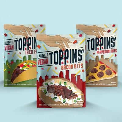 Louisville Vegan Toppins'
