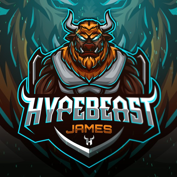 Hype design with the title 'HYPEBEASTJAMES'