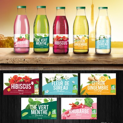 ORIGIN juice - International organic soft drinks brand