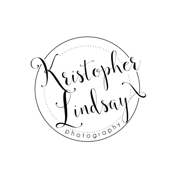Calligraphy logo with the title 'photographer calligraphy'