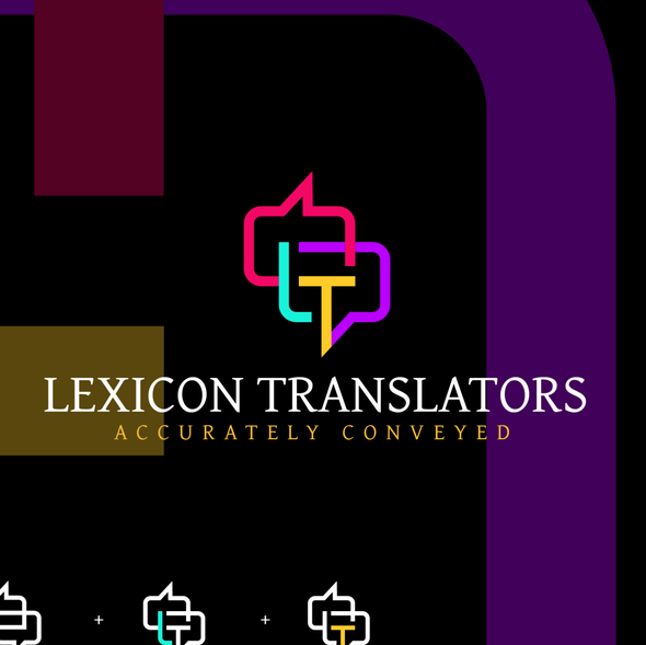 Translation design with the title 'Cool Logo for Translation Company '