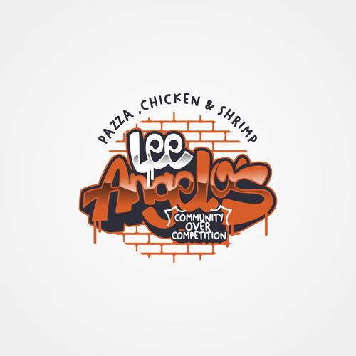 Street brand with the title 'LEE ANGELO'S'