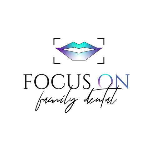 Medical brand with the title 'Focus on (family dental)'