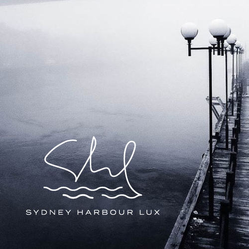 Custom design with the title 'Logo for Boat tours on Sydney Harbour'