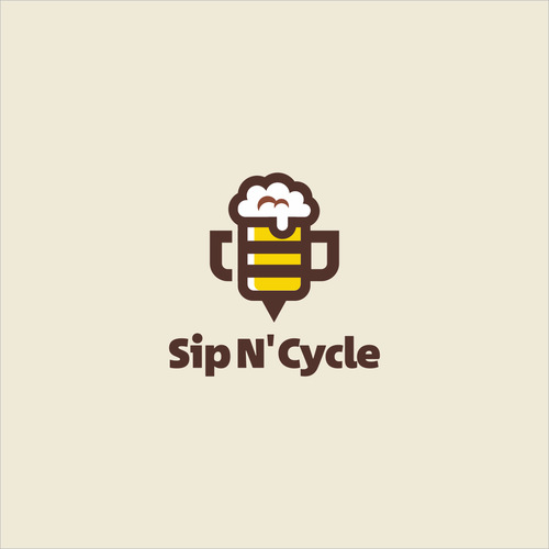Spin logo with the title 'Smart Logo for Pedal Bar'