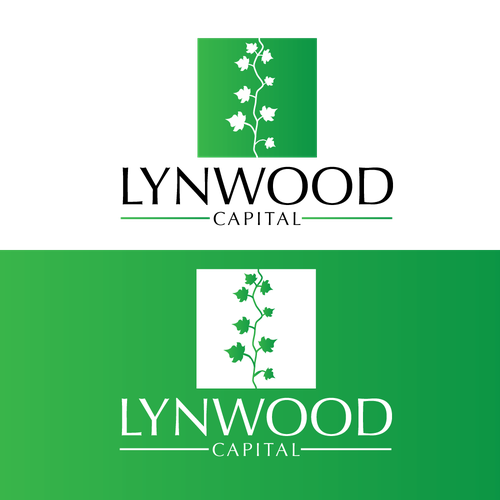 Ivy logo with the title 'Investment firm logo'