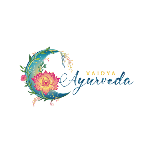 Healing logo with the title 'Logo design for a Group of Ayurveda Doctors...'