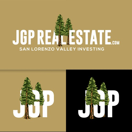 Valley logo with the title 'San Lorenzo Valley Real Estate Investing company'