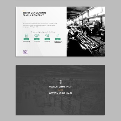 PowerPoint for Metal Industry