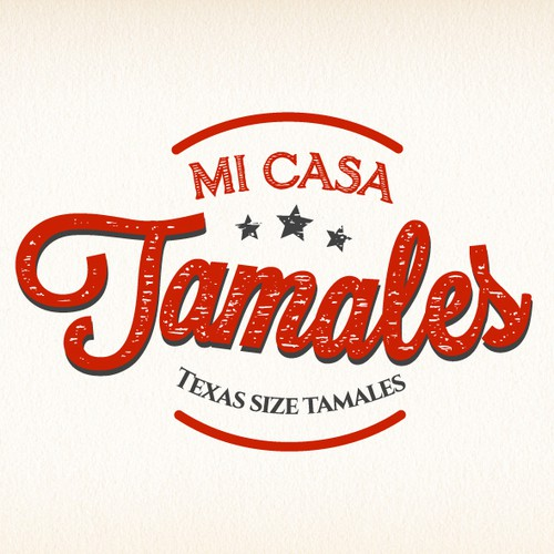 Mexican restaurant logo with the title 'Vintage Sign logo'