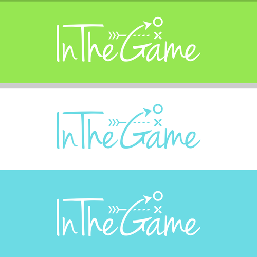Pop logo with the title 'In The Game'