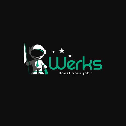 Community brand with the title 'Werks'