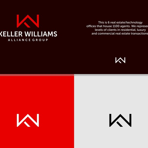 W brand with the title 'Keller Williams'