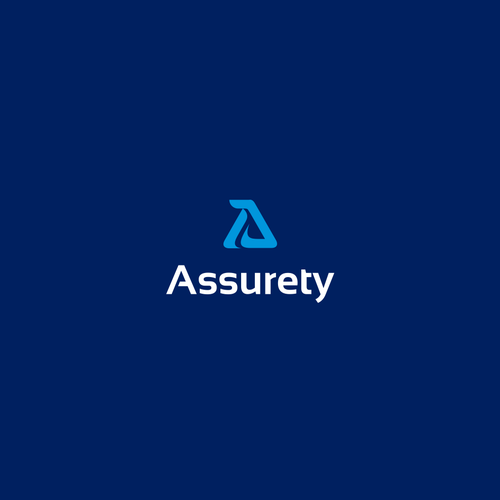 Analytics logo with the title 'Logo Design for Assurety Financial Company.'