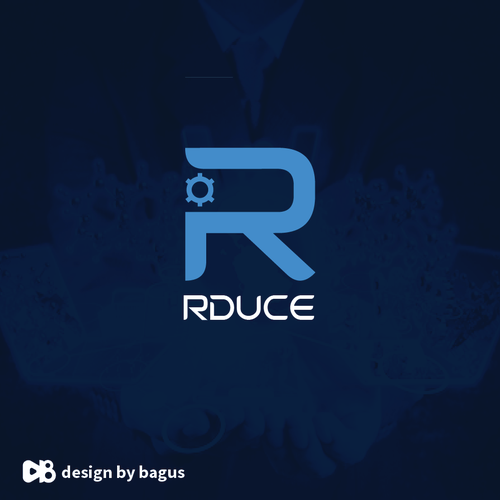 Safety brand with the title 'RDUCE LOGO'