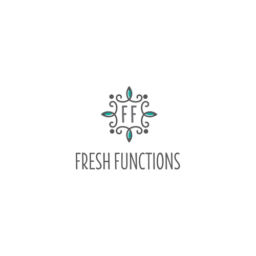 Fancy design with the title 'High End Wedding Service Provider Logo'