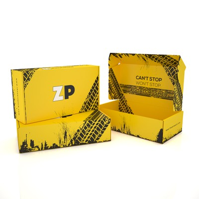 PRODUCT PACKAGING FOR ZERO PACK