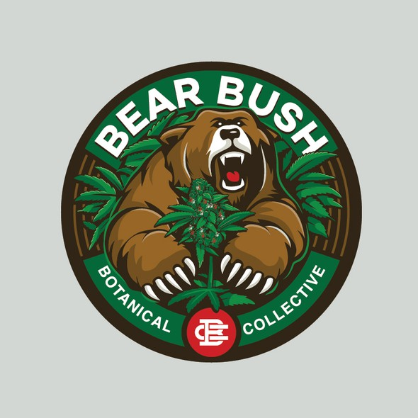 T-shirt brand with the title 'Bear Bush'