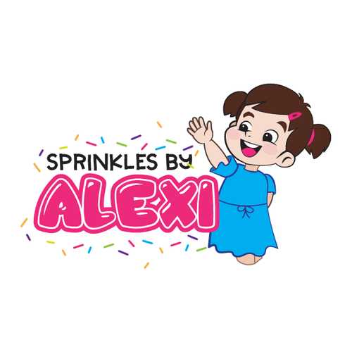 Sprinkles design with the title 'Sprinkles by ALEXI'