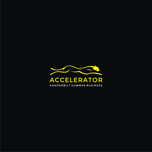 Cheetah logo with the title 'Accelerator - Vanderbilt Summer Business'