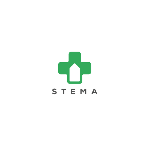 Nurse design with the title 'Logo for Stema'