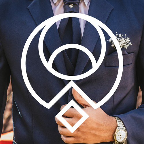 Diamond brand with the title 'Logo for a Premium Clothing Store'