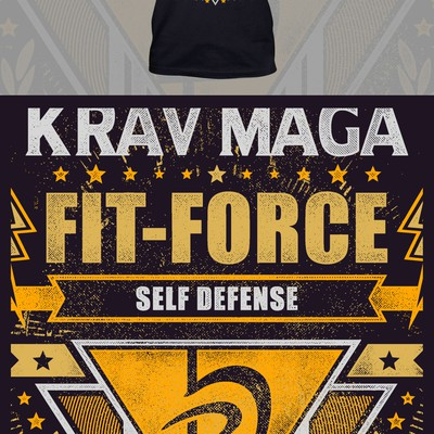 t's Design for krav maga apparel
