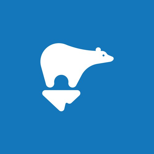 Stylized logo with the title 'Polar Bear'