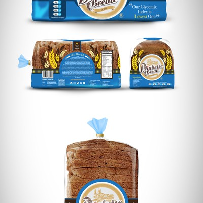 packaging bread