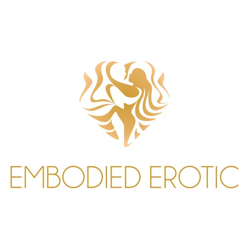 Energy logo with the title 'Erotic Logo Design'