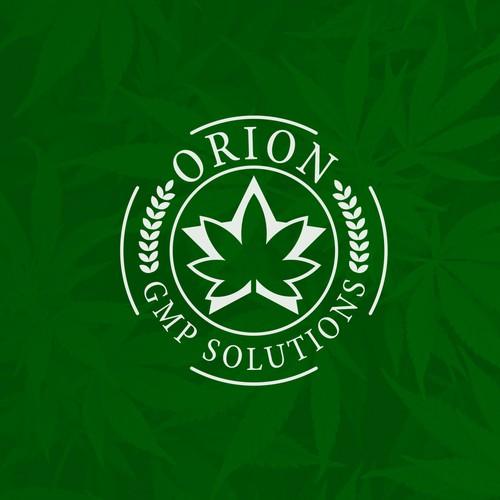 Classy logo with the title 'MarijuanaStar'