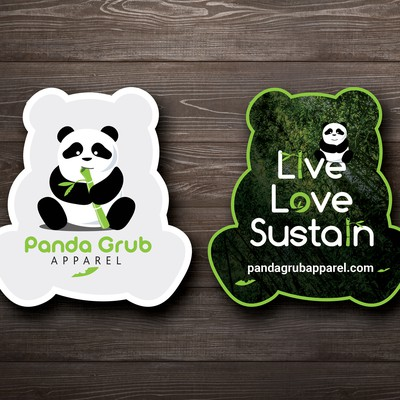 DIE CUT Business card designs