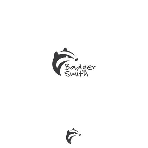 Badger logo with the title 'badger'