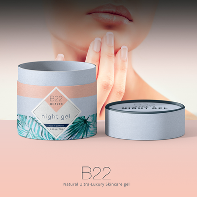 Luxury Cosmetics Box for B22