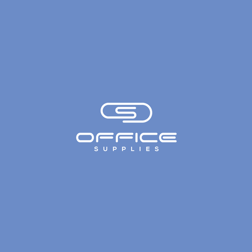 Office logo with the title 'Logo for Office Supplies'