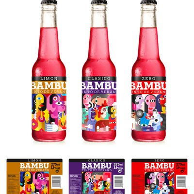 Summer Drink Bambu Spain