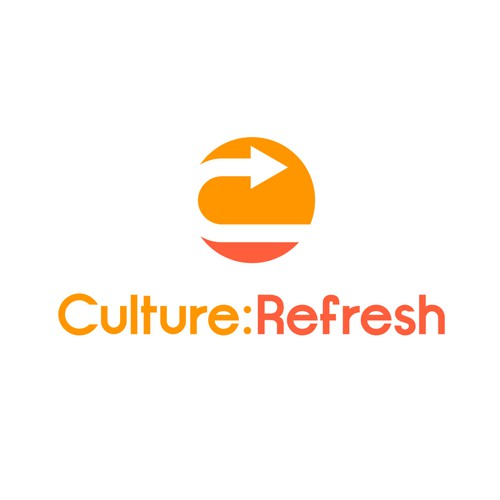 Cultural logo with the title 'CR'