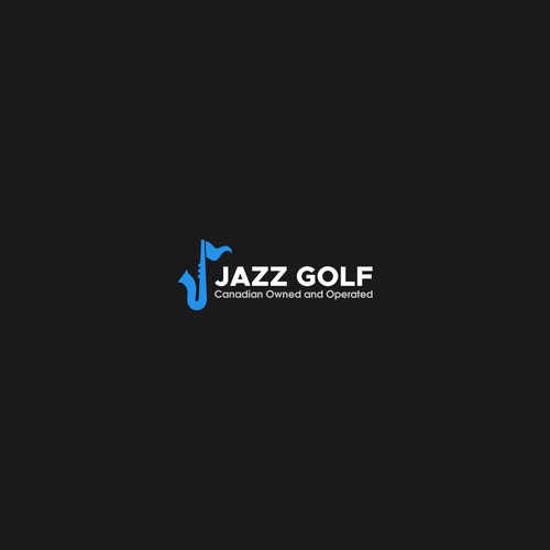 Jazz logo with the title 'Proposal for JAZZ GOLF'