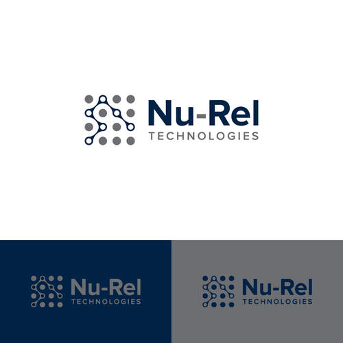 Machine learning logo with the title 'New Logo for a Predictive Analytical Tech Company'