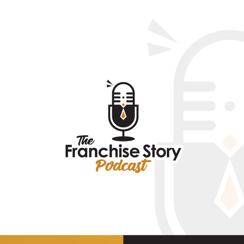 Story artwork with the title 'The Franchise Story Podcast'